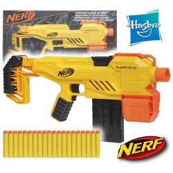 Lanzador Motorizado Nerf Alpha Strike Flyte CS-10 - Hasbro