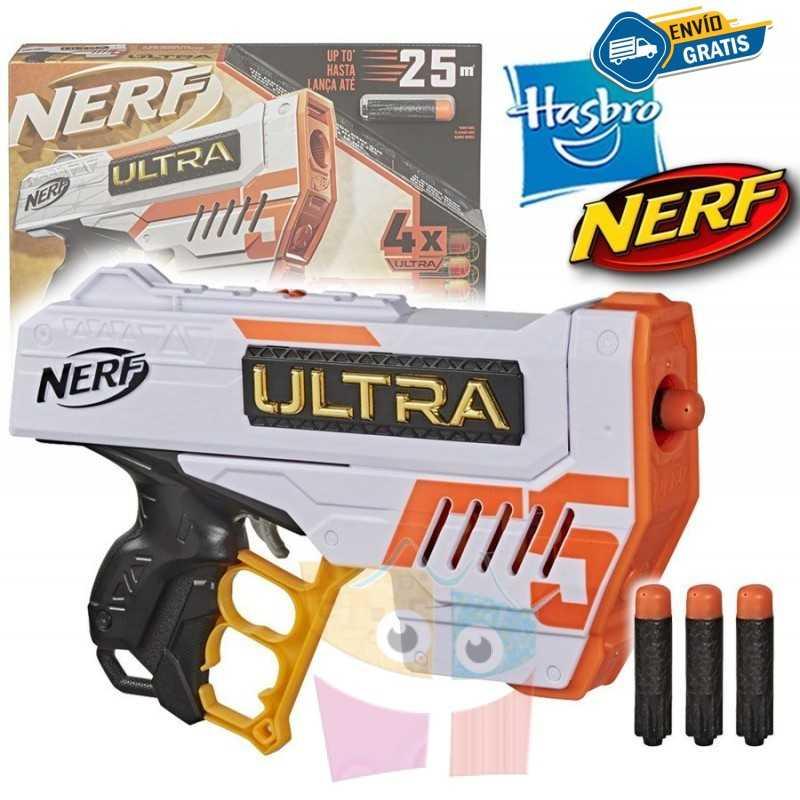 Lanzador Nerf Ultra Five - Hasbro