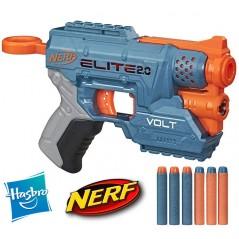 Lanzador Nerf Elite 2.0 Volt SD-1 - Hasbro - Con rayo de luz