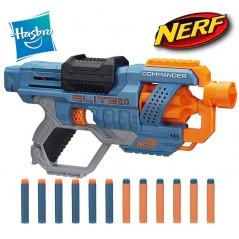 Lanzador Nerf Elite 2.0 Commander RD-6 - Hasbro