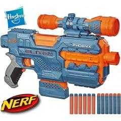 Lanzador Motorizado Nerf Elite 2.0 Phoenix CS-6 - Hasbro