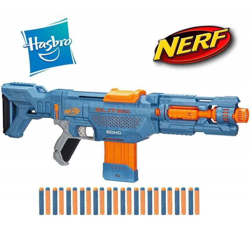 Lanzador Nerf Elite 2.0 Echo CS-10 - Hasbro