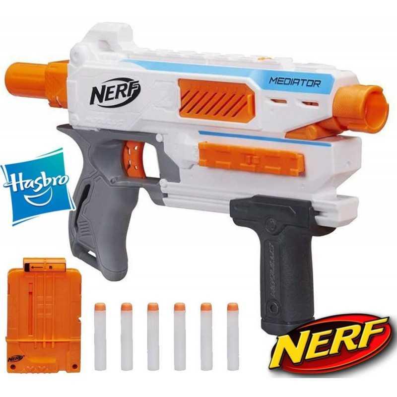 Lanzador Nerf N-Strike Modulus Mediator - Hasbro