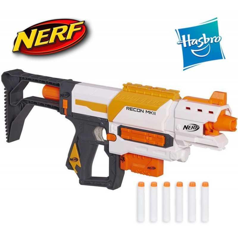 Lanzador Nerf N-Strike Modulus Recon MKII - Hasbro