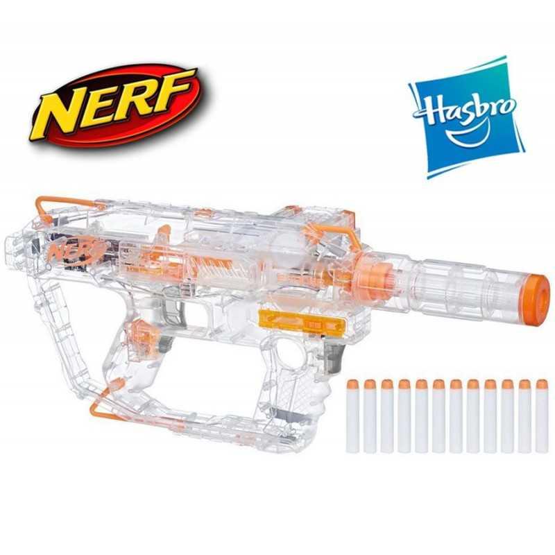 Lanzador Nerf N-Strike Modulus Ghost Ops Evader - Hasbro