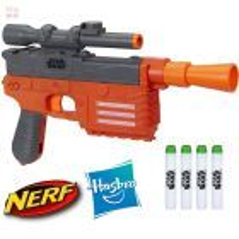 Pistolaser Nerf Star Wars Han Solo Blaster - Hasbro