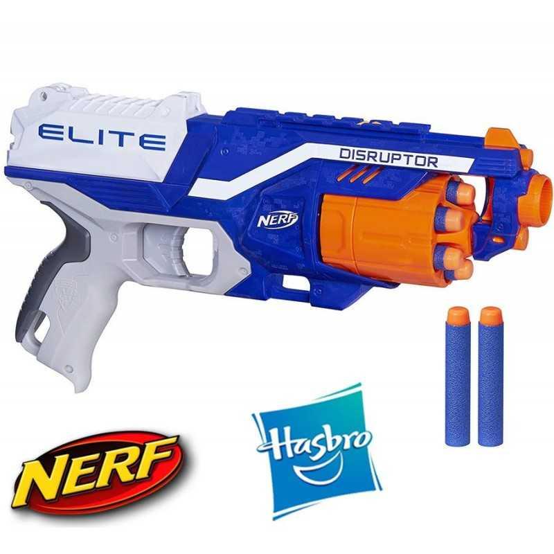 Lanzador Nerf N-Strike Elite Disruptor - Hasbro