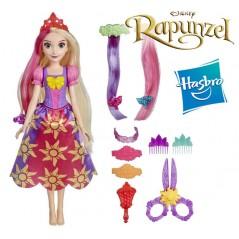 Muñeca Rapunzel - Corte y Estilo - Disney Princess - Hasbro