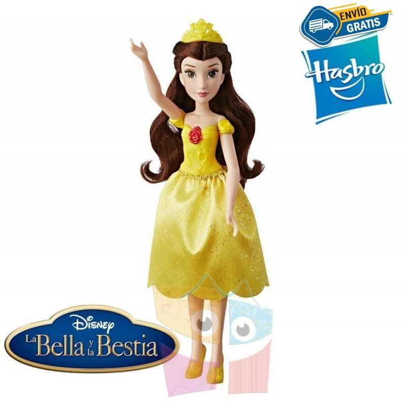 Muñeca Bella - Disney Princess - Hasbro