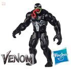 Muñeco Venom Blast Gear 30 cms - Hasbro - Titan Hero - Marvel Avengers