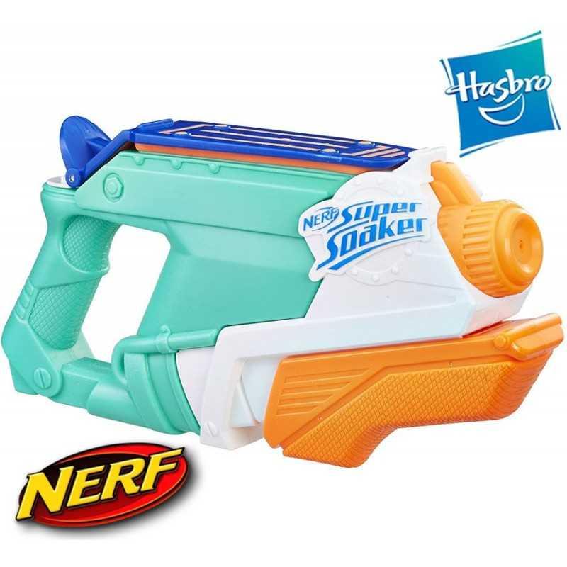 Lanzador de Agua Nerf Splashmouth Super Soaker - Hasbro