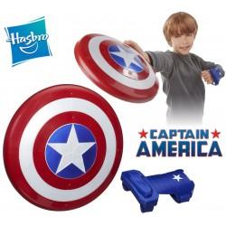 Escudo Magnético Capitán América Marvel Avengers - Hasbro