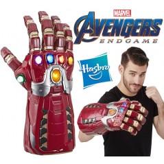Guantelete del Infinito Articulado Electronico Iron Man - Hasbro - Marvel Avengers