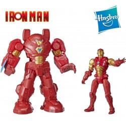 Muñeco Ultra Armadura Iron Man - Hasbro - Mech Strike Marvel Avengers
