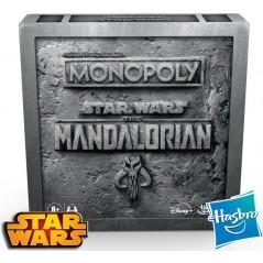 Monopoly Star Wars The Mandalorian - Hasbro