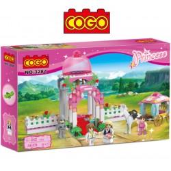 Boda Real - Juego de Construcción - Cogo Blocks - 367 piezas