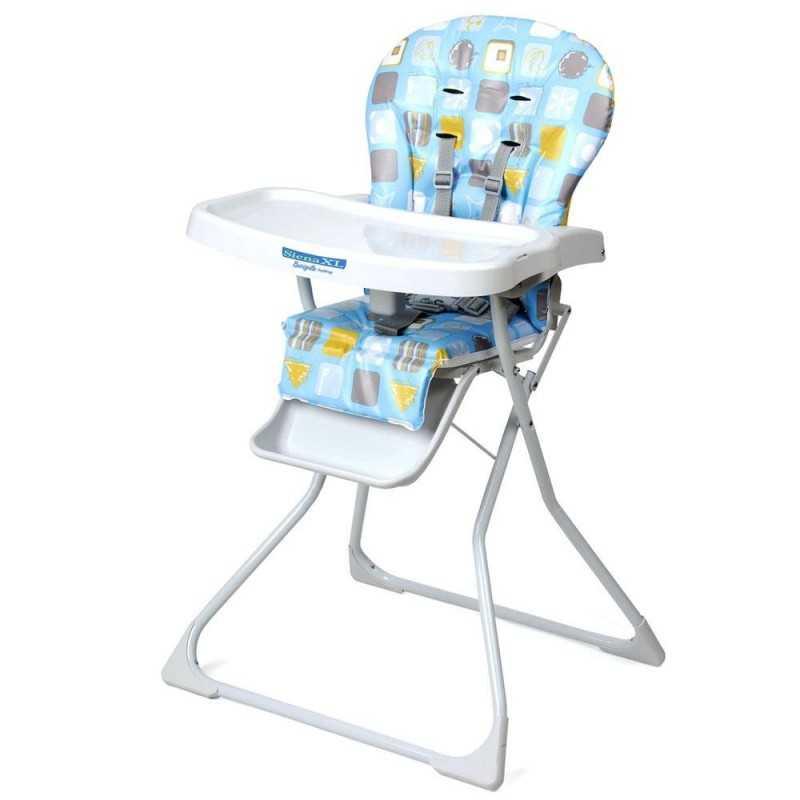 Sillita de alimentación para bebé - Burigotto - Sienna XL