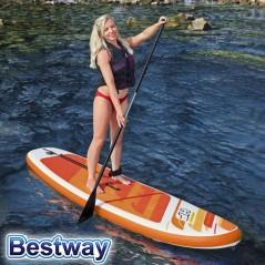 Tabla de Surf de Remo Inflable - Bestway - Aqua Journey Hydro-Force