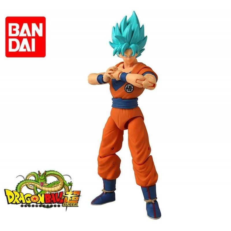 Dragon Ball Figura Stars Goku Super Saiyan Blue - Bandai
