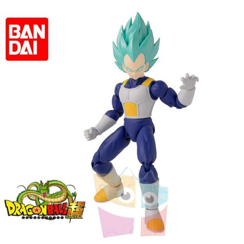 Dragon Ball Figura Stars Vegeta Super Saiyan Blue - Bandai