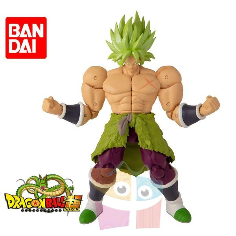 Dragon Ball Figura Stars Broly Super Saiyan - Bandai
