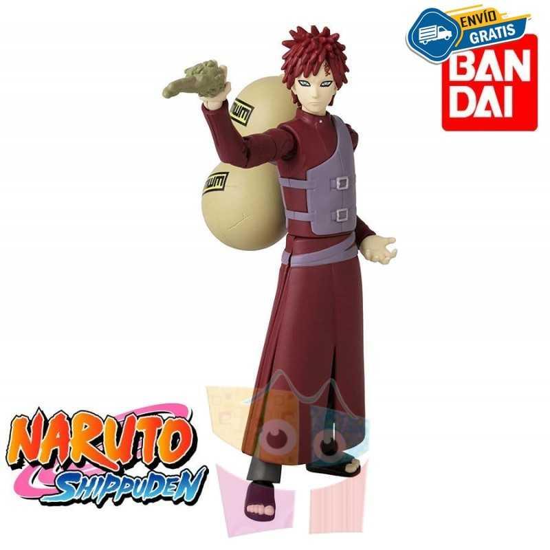 Naruto Figura Gaara - Bandai