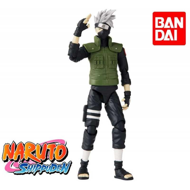 Naruto Figura Kakashi Hatake - Bandai