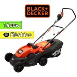 Corta Pasto Motor Electrico 1600 W - Black+Decker - Chasis Plastico - GR3800