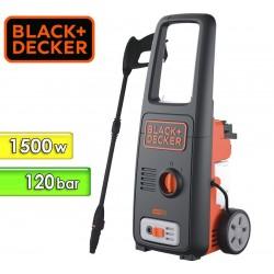 Hidrolavadora 1500W - Presion 120 Bar - Black+Decker - BW15