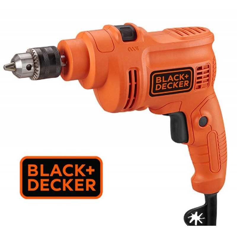 Taladro Percutor 10mm - 550W - Black+Decker - TP555