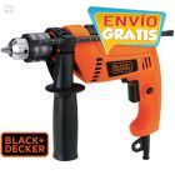 Taladro Percutor 13mm - 550W - Black+Decker - HD555