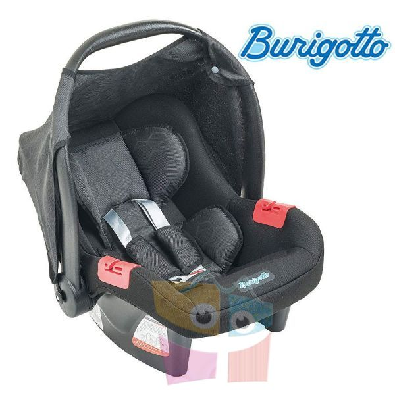 Baby Seat - Burigotto - Touring SE - Geo Negro