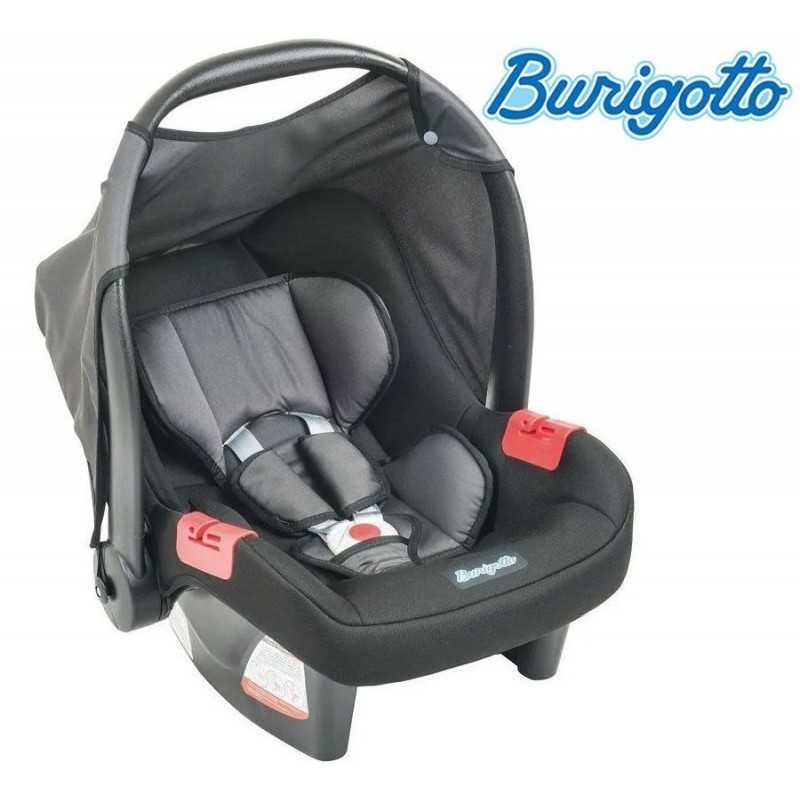 Baby Seat - Burigotto - Touring SE - Negro Gris