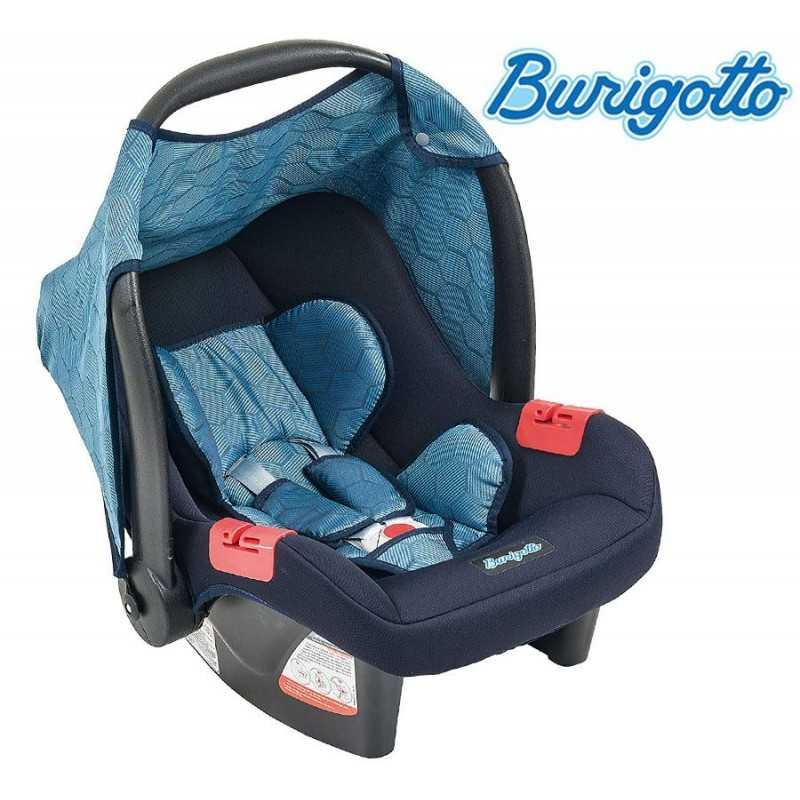 Baby Seat - Burigotto - Touring SE - Geo Azul