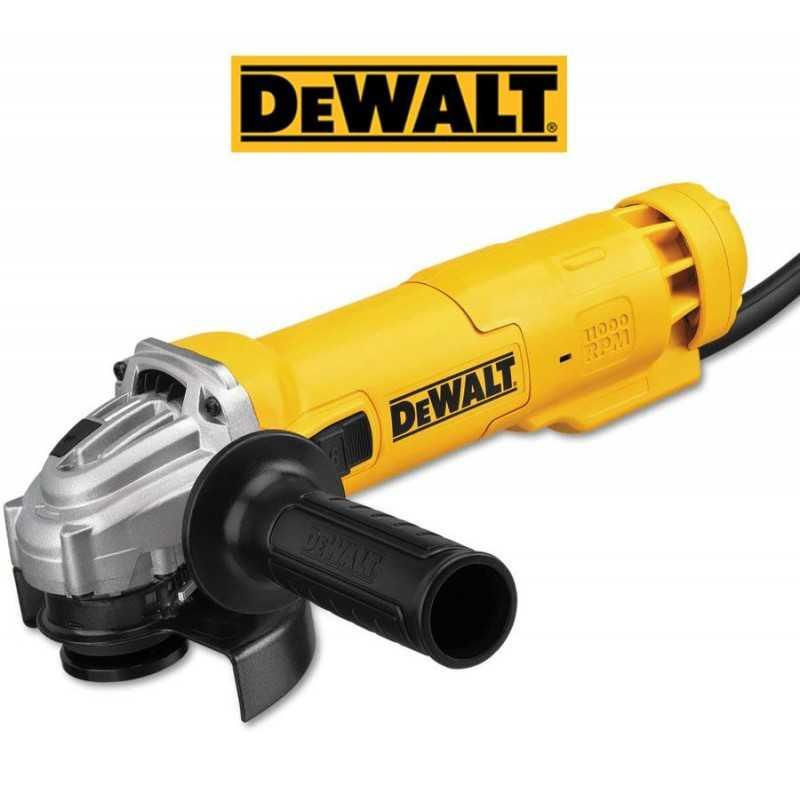 Amoladora Angular - 125mm - 1200W - DeWalt - DWE4214