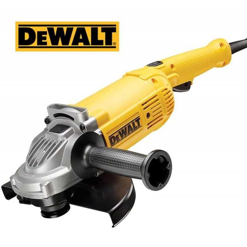 Amoladora Angular - 230mm - 2200W - DeWalt - DWE490