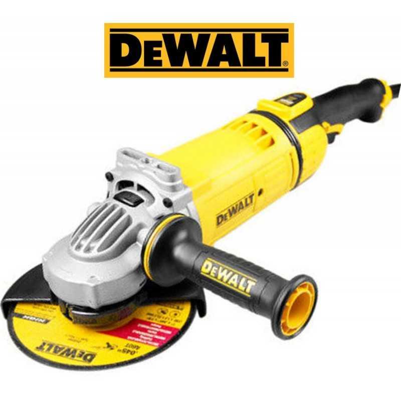 Amoladora Angular - 180mm - 2700W - DeWalt - DWE4577