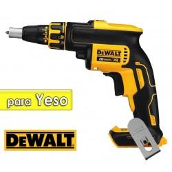 Atornillador Inalambrico para Placas de Yeso - 20V - Dewalt - DCF620B - 27798 (NO INCLUYE BATERIA/CARGADOR)