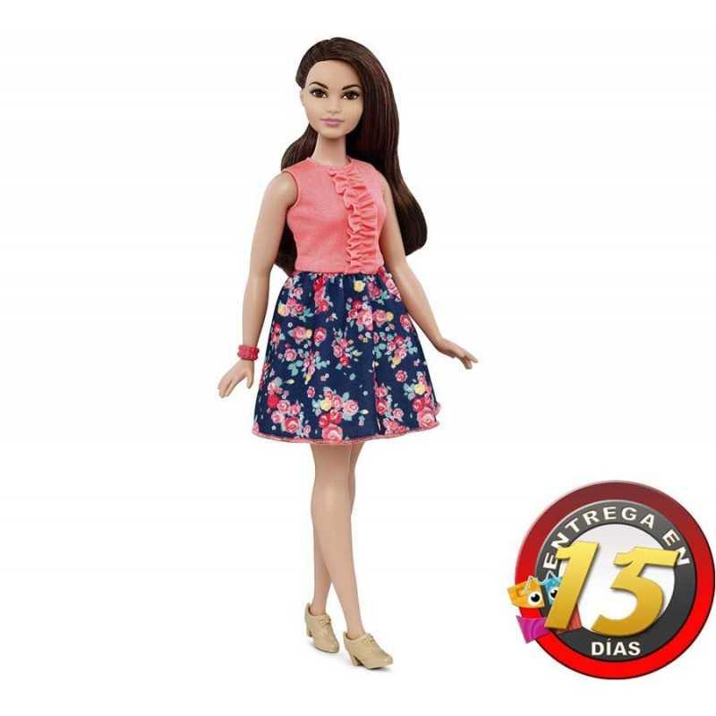 Muñeca Barbie Fashionistas - Spring Into Style