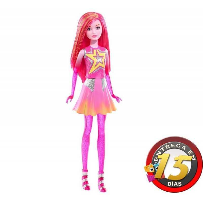 Muñeca Barbie - Aventura Espacial Rosada
