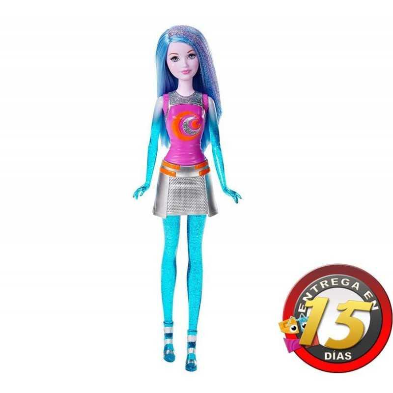 Muñeca Barbie - Aventura Espacial Azul