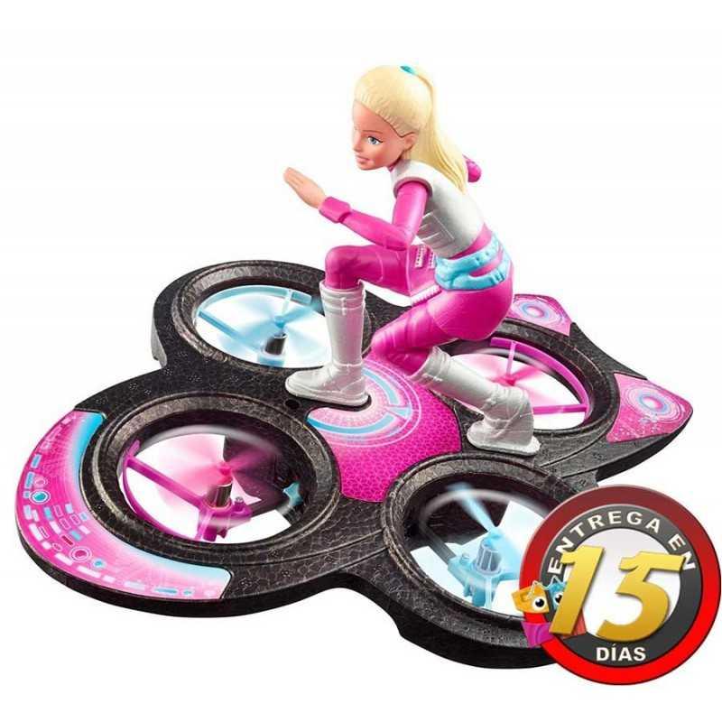 Muñeca Barbie - Aventura Espacial con Tabla voladora