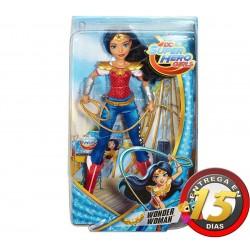 Muñeca - DC Super Hero Girls - Mujer Maravilla - Mattel
