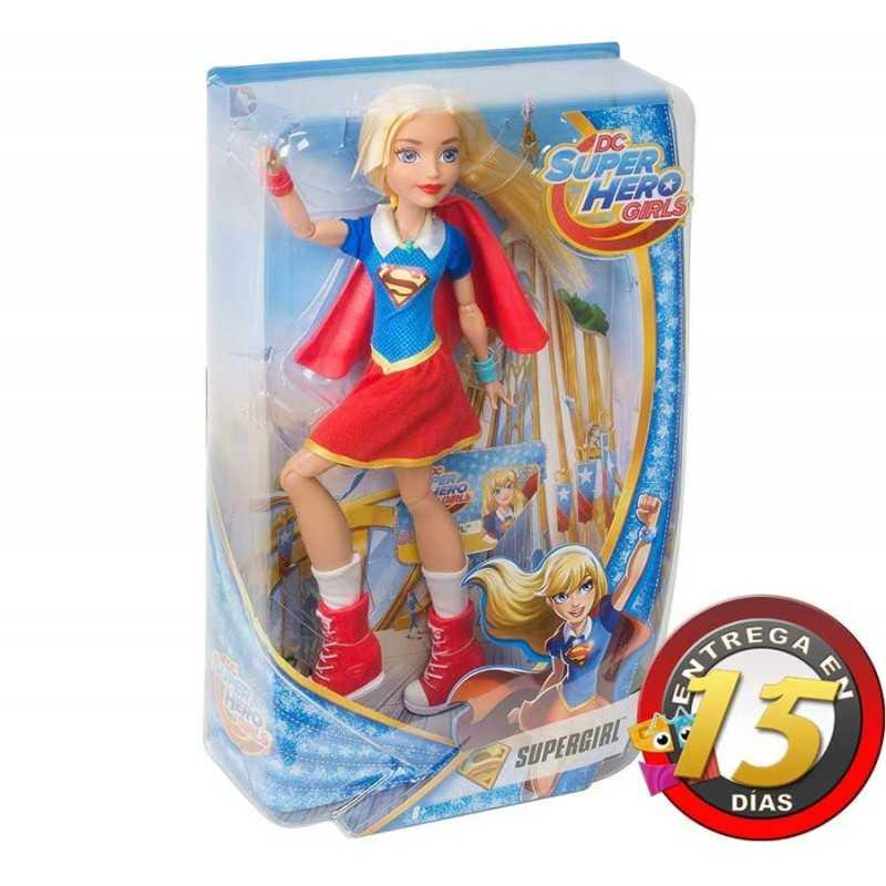 Muñeca - DC Super Hero Girls - Super Chica - Mattel