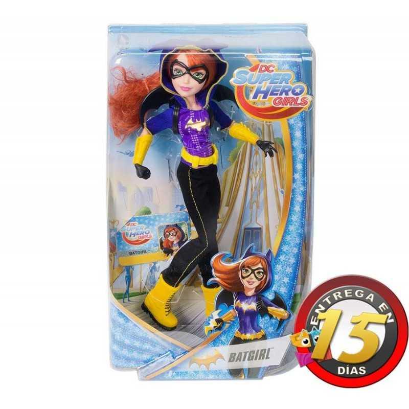 Muñeca - DC Super Hero Girls - Batichica - Mattel