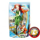 Muñeca - DC Super Hero Girls - Poison Ivy - Mattel