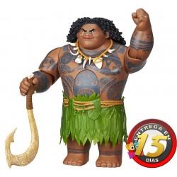 Muñeco - Moana un mar de aventuras - Maui - Hasbro