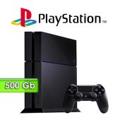 PlayStation 4 - Sony - Con 500 GB