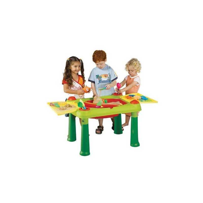 Mesa de juegos con arenero - Keter - Sand & Water KE17184058