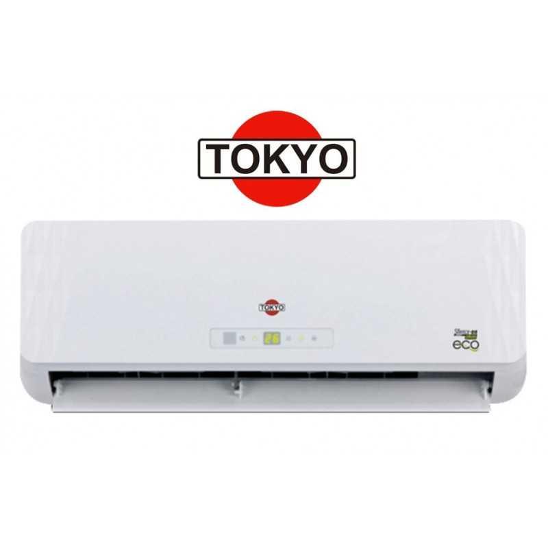 Aire Split - 18.000 BTU F/C Gas Ecologico - Tokyo - MD14-18CHR1 Eco